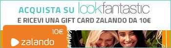 Lookfantastic GiftCard Zalando