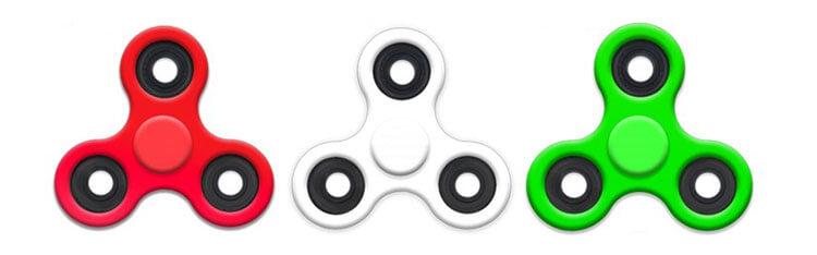 Cosa sono i fidget spinner