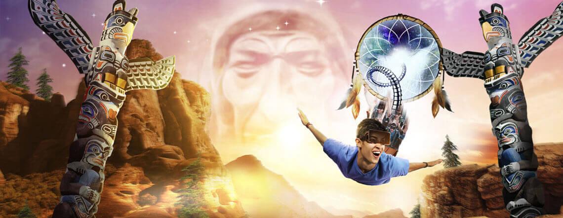 Gardaland shaman