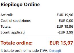 10€ Codice Sconto Amazon & Coupon, Maggio 2020
