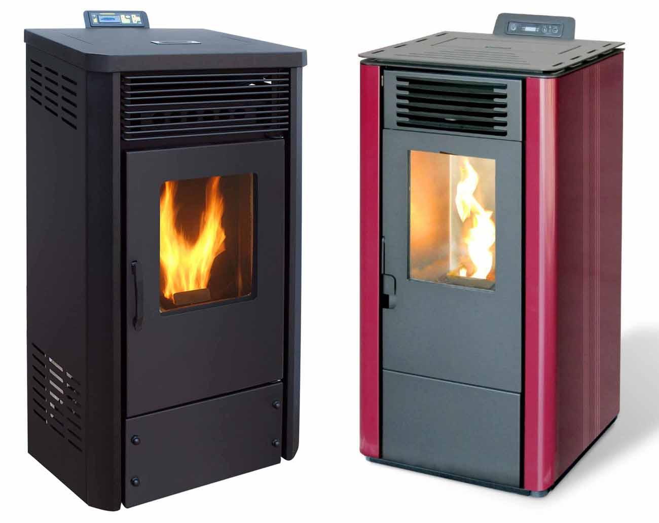 Speciale riscaldamento come risparmiare sull acquisto di for Stufe pirolitiche per riscaldamento