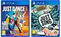 Just Dance 2017 o Just Sing per Play Station 4 da 29,90€ su Groupon