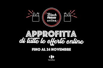 Black Friday Carrefour fino al -50%