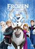 7% di sconto sul DVD del cartone Disney Frozen su IBS