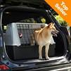Risparmia il 30% su questo Trasportino Ferplast Atlas Car 80 II in plastica per il tuo cane su Zooplus