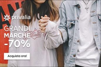 Vendite private: Sconti fino al 70%