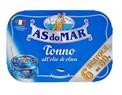 12% di sconto su tonno all'olio di oliva Asdomar  su Carrefour
