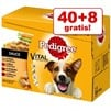40 + 8 gratis di Pedigree Vital Protection su Zooplus