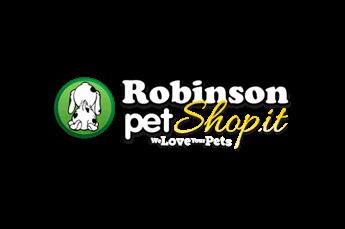 Codice Sconto Robinson Pet Shop