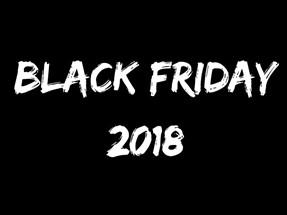 Speciale Black Friday Lunedì 19 Novembre: Le migliori promozioni