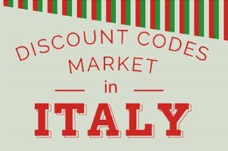 Discount codes market in Italy: stats and facts on voucher usage