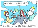 festa della mamma vignetta maria